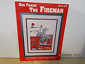 Kappie Originals Book Our Friend The Fireman #426