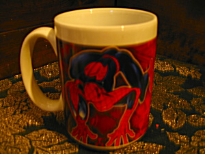 Collectible Coffee Cup Marvel Spiderman Mug