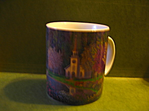 Wonderland Graphics Collection Sanctuary Coffee Cup