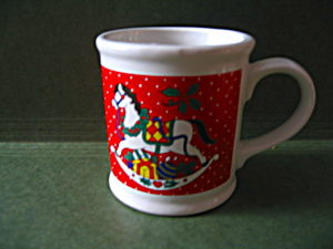 Christmas Hobby Horse Collection Coffee Mug,
