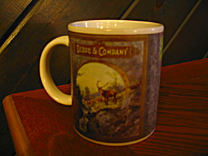 Deere And Company Coffee Mug