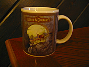 Collectible Coffee Cup Deere And Company Mug