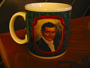 Collectible Coffee Cup Gone With The Wind