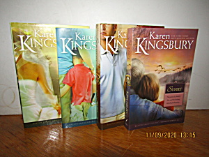 Book Set Sunrise Series By Karen Kingsbury