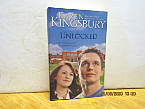 Book Unlocked By Karen Kingsbury
