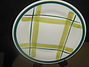 Vintage Knowles Pasadena Dinner Plate