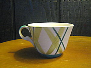 Vintage Knowles Pasadena Coffee Cup