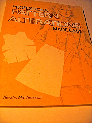 Professional Pattern Alterations Made Easy