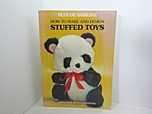 How To Make And Design Stuffed Toys