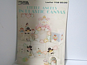 Leisure Arts Little Angels In Plastic Canvas #1159