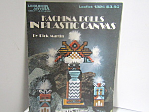 Leisurearts Kachina Dolls In Plastic Canvas #1324