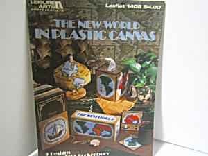 Leisure Arts The New World In Plasticcanvas #1408