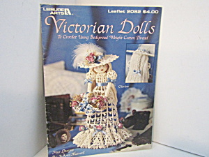 Leisure Arts Victorian Doll To Crochet #2082