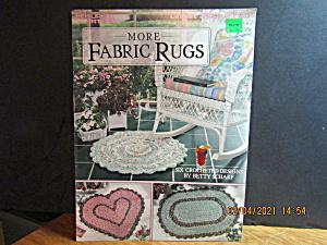 Leisure Arts More Fabric Rugs  #2258 (Image1)