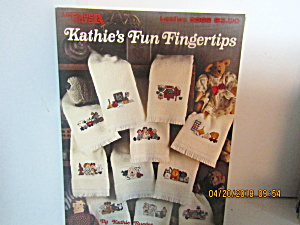 Leisure Arts Kathie's Fun Fingertips #2268