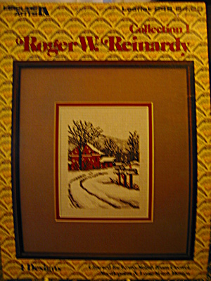 Leisure Arts Roger W. Reinardy Collection 1 #248