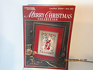 Leisure Arts Merry Christmas Collection #2691 (Image1)
