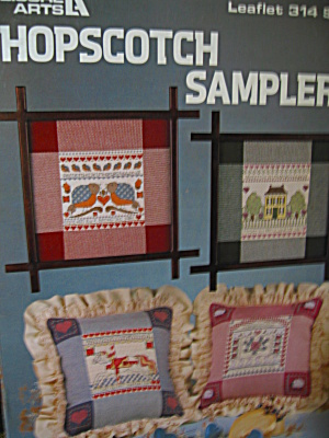 Leisure Arts Hopscotch Samplers #314