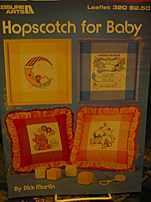 Leisure Arts Hopscotch For Baby #320