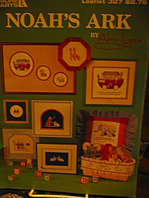 Leisure Arts Noah's Ark #327