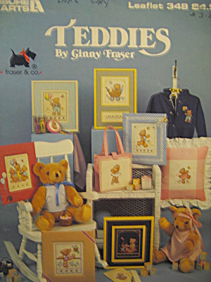 Leisure Arts Teddies #348