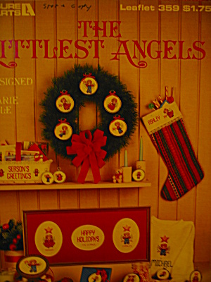 Leisure Arts The Littlest Angels #359