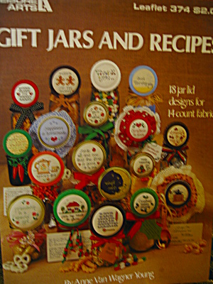 Leisure Arts Gift Jars And Recipes #374