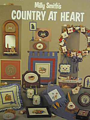 Leisureartscrossstitch Millysmith'scountry Atheart #404