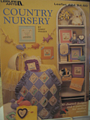 Leasure Arts Country Nursery #424 (Image1)