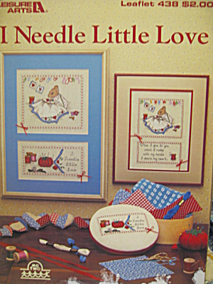 Leisure Arts I Needle Little Love #438