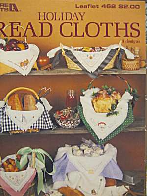 Leisure Arts Holiday Bread Clothes #462