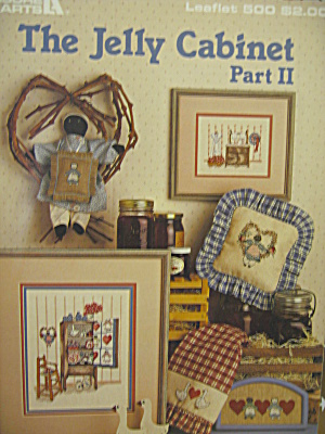 Leisure Arts Crossstitch Thejellycabinet Part Ii #500
