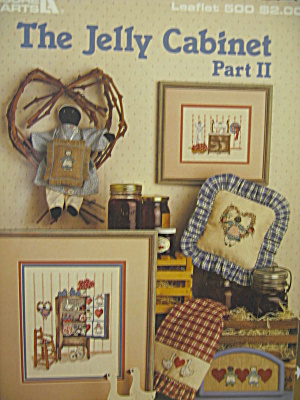 Leisure Arts CrossStitch TheJellyCabinet Part II  #500 (Image1)