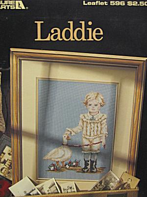 Leisure Arts Laddie  #596 (Image1)