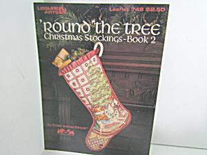 Leisure  Round The Tree  Christmas Stocking Book 2 #748 (Image1)
