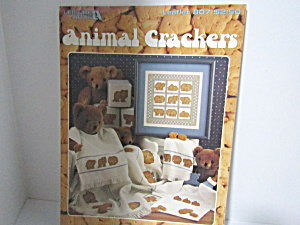 Leisure Arts Animal Crackers #807