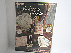 Leisure Arts Sachets & Scents #813