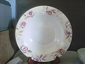 Hampshire Floral Soup Bowl By Laura Ashley Lifestyles