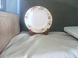 Hampshire Floral Salad Plate By Laura Ashley Lifesryles