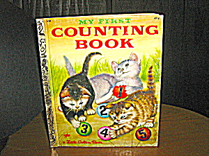Little Golden Book First Counting Book