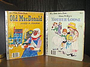 Old Macdonald Had A Farm & Eloise Wilkin's Mother Goose