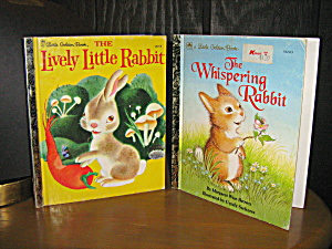 The Whispering Rabbit & The Lively Little Rabbit