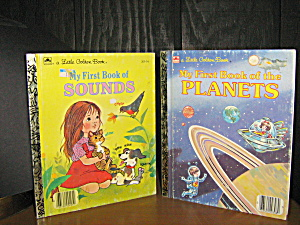 My Frist Book Of Sounds & My Frist Book Of Planets