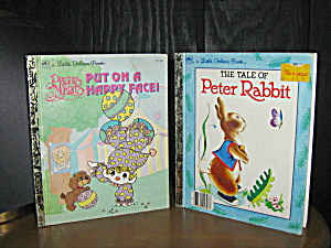Put On A Happy Face & The Tale Of Peter Rabbit