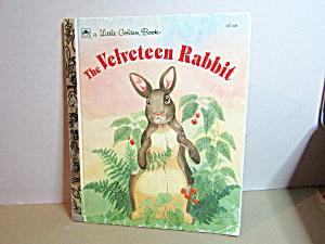 Little Golden Book  The Veleteen Rabbit (Image1)