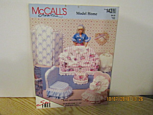 Mccall's Fabric Craft Creates Model Home #14311