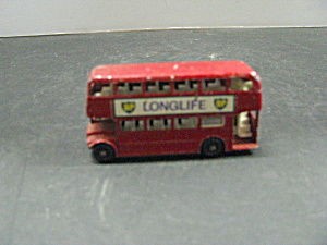 Vintage Matchbox N.o. 5 Double Deck Bus