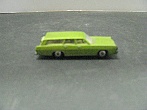 Vintage Matchbox Station Wagon N.o.73