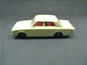 Vintage Matchbox Ford Corsair N.o.45