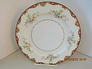 Vintage Meito China Hanover Dinner Plate